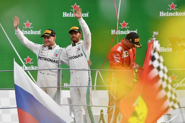 "F1 | フェラーリF1代表が失言。ボッタスへの""執事""発言を直接謝罪"