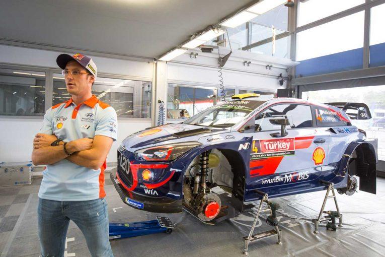 ラリー/WRC | WRC:初戴冠を目指すヌービル、ヒュンダイと新たに3年契約を締結