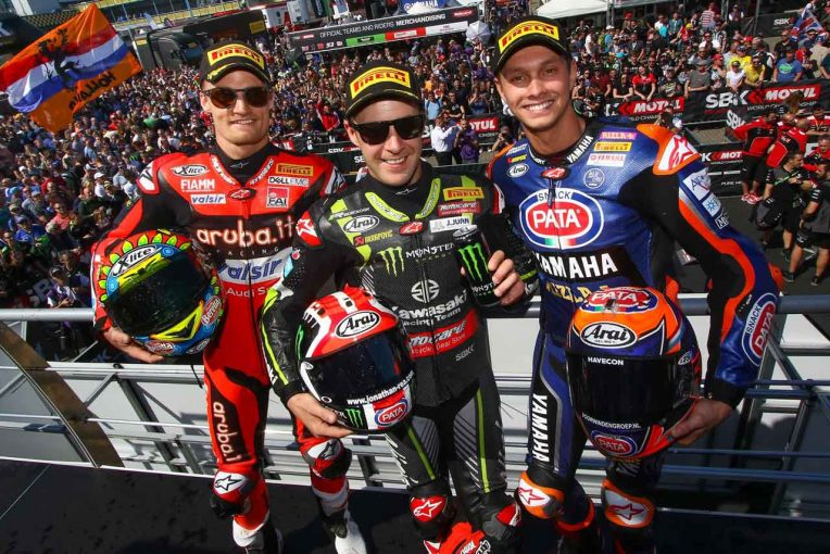 MotoGP | シーズン残り4ラウンド。ランキング上位3人は別メーカーの混戦/SBK前半戦振り返り