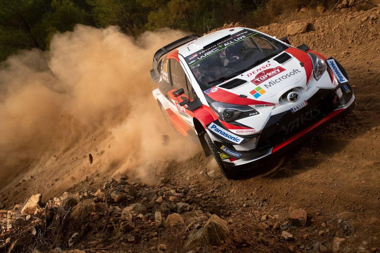 テスト走行はヌービル最速、ラトバラが3番手に/【タイム結果】WRC第10戦トルコ シェイクダウン