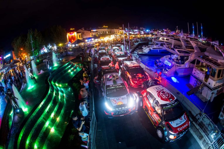 ラリー/WRC | 【順位結果】2018年WRC第10戦トルコ SS1後