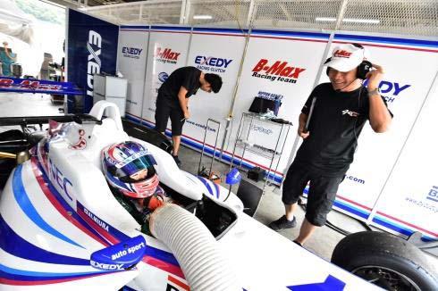 国内レース他 | 三浦愛 2018全日本F3選手権第6ラウンド岡山 レースレポート