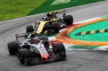 F1 | ハースF1代表、イタリアGP後にマシンへの疑義を申し立てたルノーを非難。正式に控訴手続きを開始