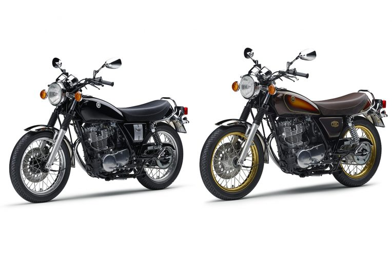 MotoGP | 生産終了したヤマハの人気モデル『SR400』が早くも復活。40周年記念モデルも登場