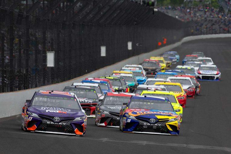 モンスターエナジー・NASCARカップ・シリーズ第26戦『Big Machine Vodka 400 at the Brickyard』