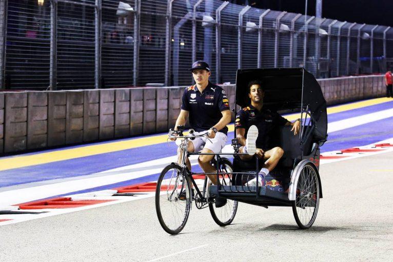 F1 | 【フォトギャラリー】F1第15戦シンガポールGP 木・金曜日