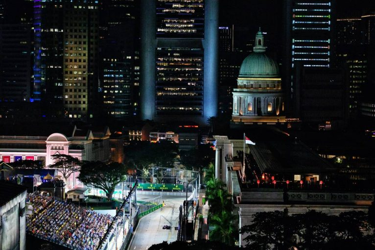 F1   【タイム結果】F1第15戦シンガポールGP フリー走行2回目