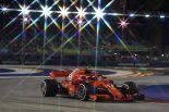 2018年F1第15戦シンガポールGP FP2:キミ・ライコネン