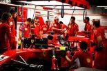 F1 | 【動画】壁に接触しマシンにダメージを負ったベッテル/F1シンガポールGP FP2