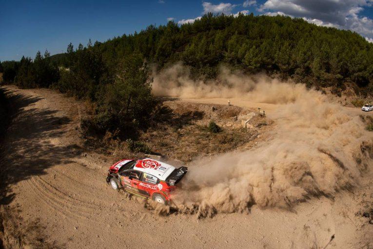 ラリー/WRC | 【順位結果】2018年WRC第10戦トルコ SS7後