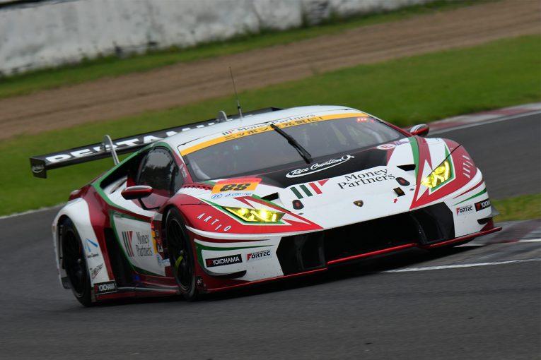 スーパーGT | 2月14日TOKYO MX『爆走ロケハンター』にマネパ ランボルギーニ GT3が登場予定