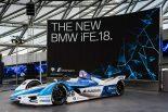 BMWはドイツ・ミュンヘンでイベントを開催。フォーミュラE用マシンiFE.18を公開した