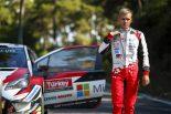 ラリー/WRC | タナク「グリップを充分に得られなかったが、最後は良い走りができた」/WRC第10戦トルコ デイ2ドライバーコメント