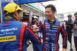 チーム加入後初、自身にとっては2014年以来のポールポジションとなった山内英輝