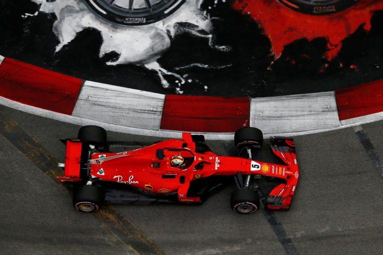 F1 | 【タイム結果】F1シンガポールGP FP3/ベッテルがトップ。トロロッソ・ホンダのガスリーは14番手