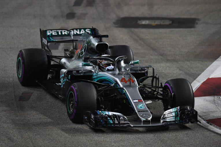 F1   【順位結果】F1第15戦シンガポールGP予選