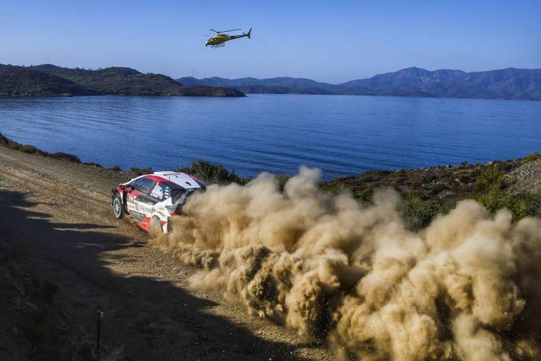 ラリー/WRC | 【順位結果】2018年WRC第10戦トルコ SS13後