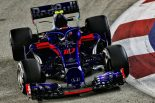 F1 | トロロッソ「期待外れの予選結果だが、決勝で挽回すべく、対策を講じていく」:F1シンガポールGP