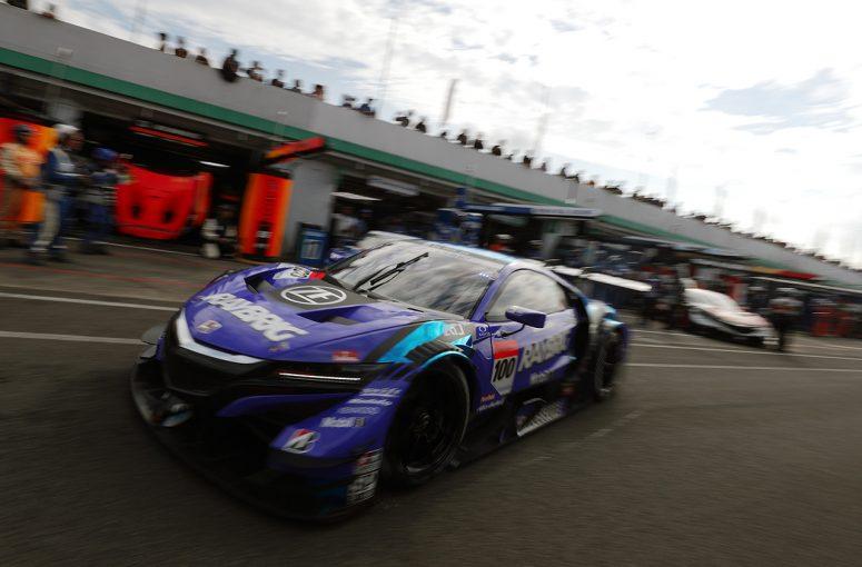 スーパーGT | トップ5中4台を占めたホンダNSX、10kg増を克服した車体軽量化とスーパーフォーミュラからの手応え《GT500予選あと読み》