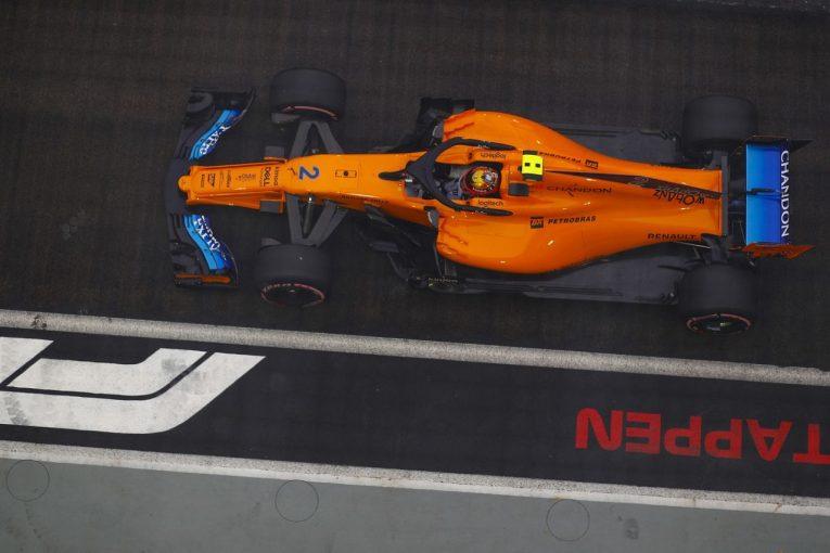F1 | バンドーン「予選で攻めすぎてウォールに4回接触した」:F1シンガポールGP土曜
