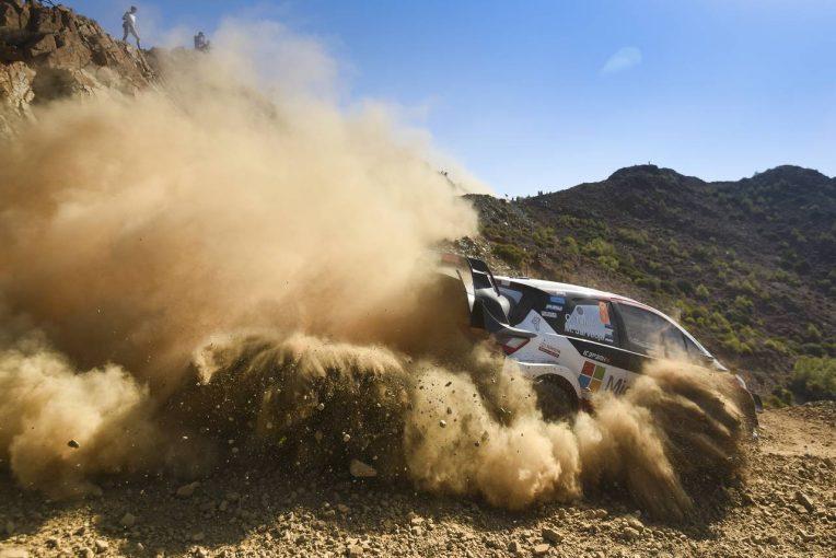 ラリー/WRC | 【暫定結果】2018年WRC第10戦トルコ SS17後