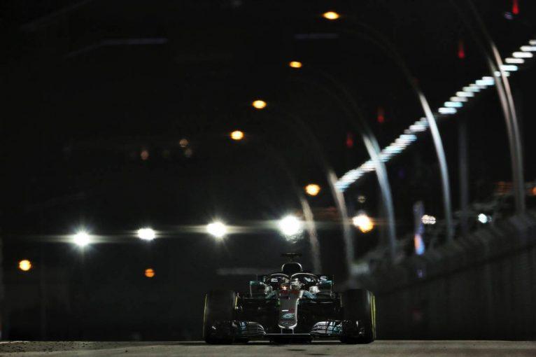 F1 | 【ポイントランキング】F1第15戦シンガポールGP終了時点
