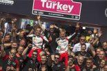 ラリー/WRC | WRCトルコ:豊田章男社長も祝福。トヨタ、今季4勝目を初の1-2で飾りメーカー選手権首位に浮上