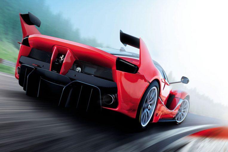 インフォメーション | ライコネンも自主トレに使用する本格派。『Assetto Corsa アルティメット・エディション』はクルマ好き必携