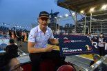F1 | バンドーン「速さがあったため、戦略を使って順位を上げることができた。予選がよければ入賞できたはず」:F1シンガポールGP日曜