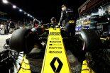 F1 | ランキング4位争いのルノーがダブル入賞「スタートと戦略を成功させ、貴重なポイントを稼いだ」とサインツ:F1シンガポールGP日曜