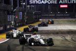 2018年F1第15戦シンガポールGP シャルル・ルクレール