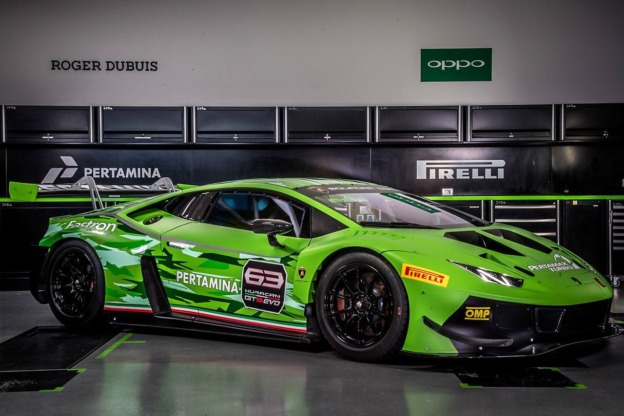 ランボルギーニ、新型ウラカンGT3・エボを発表。現行からもアップデートも可能