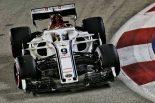 F1 | エリクソン「ミスもなくいいペースで走れた。入賞できず残念」:ザウバー F1シンガポールGP日曜