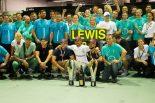 F1 | マシンバランスの課題を克服し、万全の体制で勝利を掴んだメルセデス【今宮純のF1シンガポールGP決勝分析】