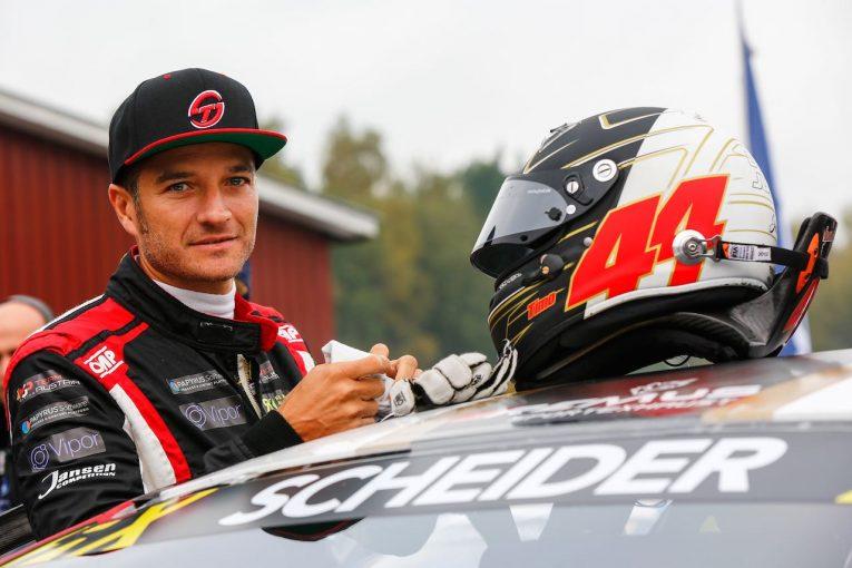 海外レース他 | WTCR:元DTM王者ティモ・シャイダーがミュニッヒ加入、後半戦でシビックをドライブ