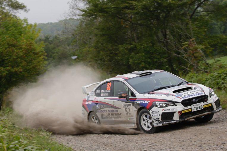 ラリー/WRC | 全日本ラリー第8戦:勝田が「自分以上の走り」を披露し2018年シーズン2勝目。新井の連勝は4でストップ