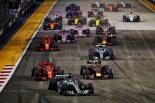 F1 | ピレリF1「複雑で厳しいレースのなかで、数多くの戦略が展開された」