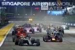 【ブログ】Shots!F1第15戦シンガポールGP 2回目
