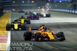 F1 | 【ブログ】Shots!アロンソのトップドライバーとしての力を再認識/F1シンガポールGP2回目