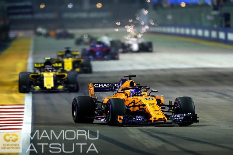 Blog | 【ブログ】Shots!アロンソのトップドライバーとしての力を再認識/F1シンガポールGP2回目