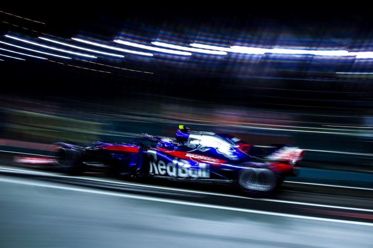 "F1 | トロロッソ・ホンダの""不可解な遅さ""にドライバーたちは困惑。早急なアップデート導入を望む"