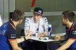F1 | 【ブログ】更迭の噂が絶えないハートレー、17位完走で意気消沈/F1シンガポールGP現地情報2回目