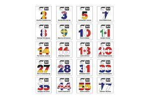 F1フェイスシール イメージ
