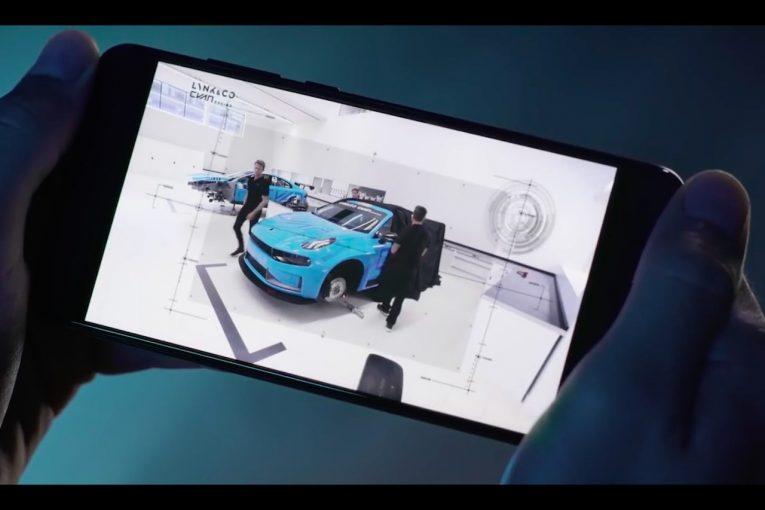 海外レース他 | ポールスター・シアンレーシングが新型TCRマシンを公開。詳報は10月19日発表