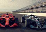 F1 | 次世代F1コンセプトカー発表のロス・ブラウン「狙いはセンセーショナルなルックスを持つ、オーバーテイク可能なマシン」