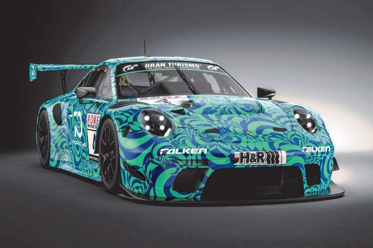 カスタマー初。ファルケン・モータースポーツ、新型ポルシェ911 GT3 RでVLN7に参戦へ
