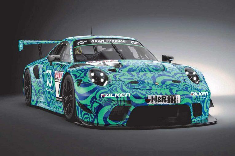 ル・マン/WEC | カスタマー初。ファルケン・モータースポーツ、新型ポルシェ911 GT3 RでVLN7に参戦へ