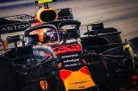 F1第15戦シンガポールGP マックス・フェルスタッペン