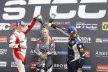 海外レース他 | 北欧ツーリングカーSTCCのエキゾースト騒動に幕。失格に控訴のPWRが勝利取り戻す