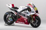 鈴鹿8耐4連覇を果たしたYZF-R1と同じく、赤と白の特別カラーを施したYZR-M1
